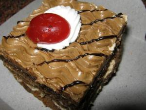 Chocolate Maraschino Cake
