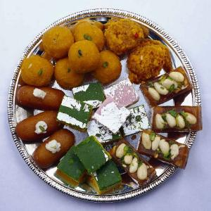 Mouth Watering Diwali Sweets