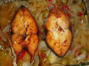 How to prepare fish Escabeche from Puerto Rico