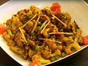 Gobi Methi Mutter