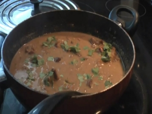 Mutton Curry / Attirachi Curry / Kerala Style Goat Curry