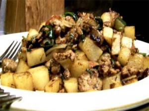 Turkey Hash, Oven Style