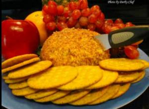 Nutty Cheese Ball