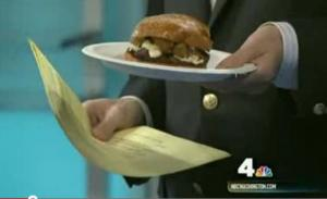 A Little Spicy, a Little Charred; The Snooki Burger - NBC Washington