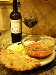 Wine Pairing with Indian food