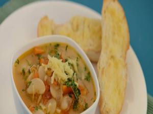 Butter Bean and Vegetable Soup