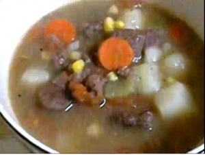Easy Vension Stew