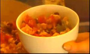 20 min turkey chili