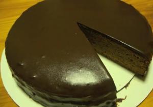 Real Sacher Torte