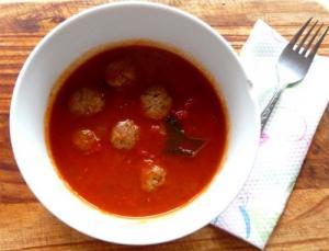 Lean Porcupine Meatballs