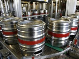 Multi use beer kegs