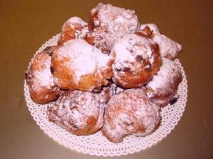 German Drop Doughnuts