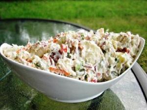 Frozen Fruit Salad