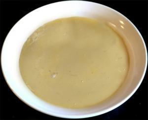 Gram S Vanilla Sauce