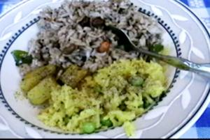 Tamarind Rice Recipe from South India