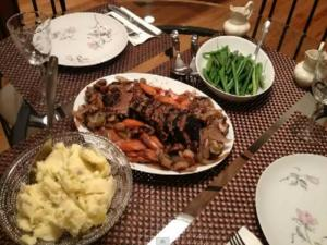 Nana's Pot Roast