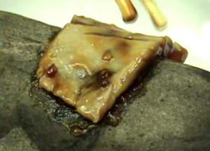 Seared Ahi Tuna Appetizer