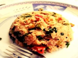 Healthy Veggie Upma