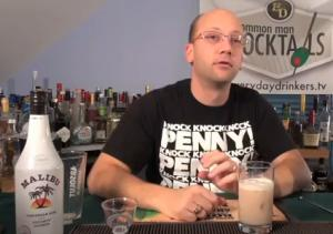 Umpa Lumpa Cocktail