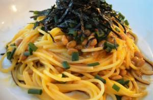 Delicious Natto Noodle