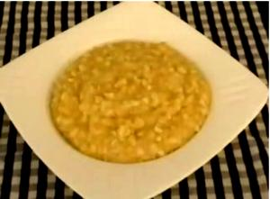 Triple Corn Creamy Polenta