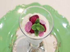 Good Food Ireland - Carrageen Moss Pudding