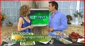 Holly Mosier's Tips on Aphrodisiac Foods