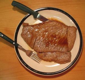 Pressed Salt Beef