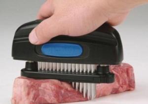 The Jaccard Supertendermatic Meat tenderizer knife