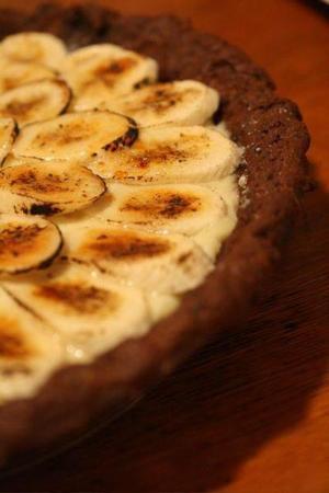 Chocolate Coconut Pie Crust