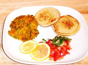 Delicious Pav Bhaji