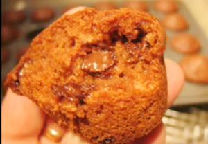 Chocolate Orange Mini Muffins
