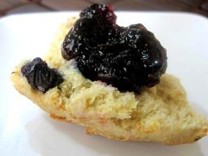 Blueberry Lime Jam