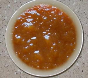 Spiced Peach Butter