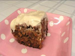 Lynn's Carrot Cake with Cream Cheese Frosting