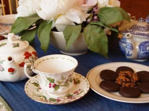 Afternoon Tea party always gives you room for experimentations