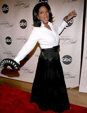 Oprah's Diet to her beautiful figure