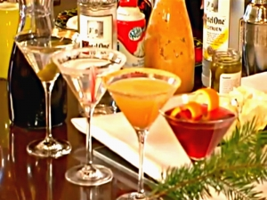 Dessert Cocktails with Vodka for the Holidays
