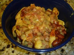 Vegan Chili Cheesy Scoops Recipe
