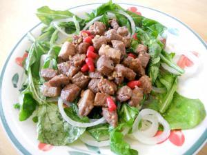 Vietnamese Seared Beef Salad