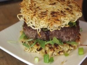 Ramen Burger!