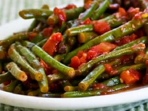 Garlic Green Beans