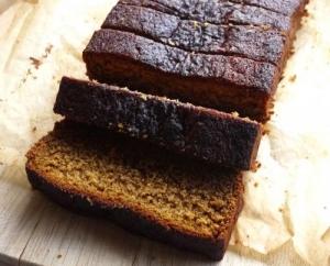 Microwave Gingerbread
