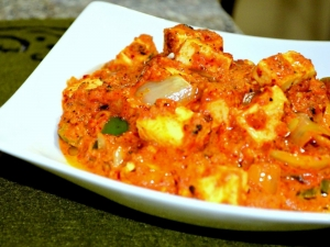 Kadhai Paneer - Indian Vegetarian