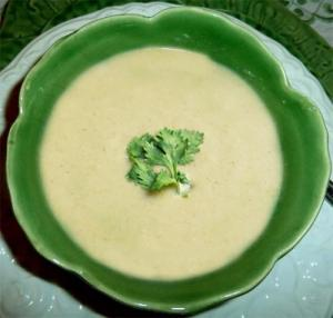 Cream Of Celery Soup With Skimmed Milk Powder