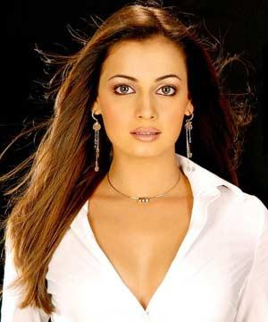 Bollywood Celebrity - Dia Mirza