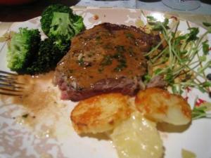 Man Style Spanish Steak