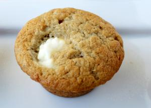 Creamy Banana Muffins