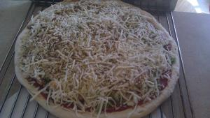Semi Homemade Pizza