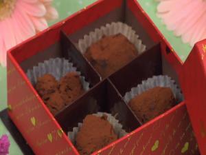 Valentine's Nama Chocolate